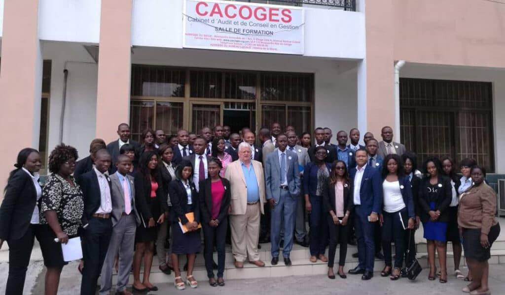 Adh sion du cabinet cacoges congo brazzaville au r seau exco afrique exco afrique cabinets d - Cabinet audit et conseil ...