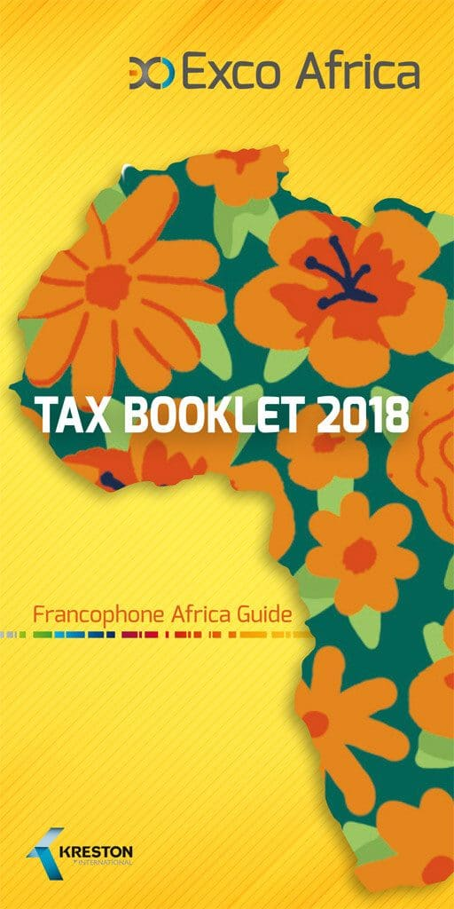 Exco Africa - Tax booklet 2018