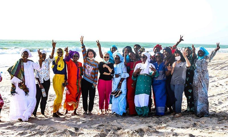 Journée de la femme Exco Mauritanie